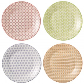 Royal Doulton Pastels Accent Plates 16cm (Set of 4) Dinner Sets