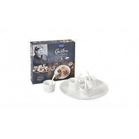 Denby James Martin Gastro - 9 Piece Serving Kit