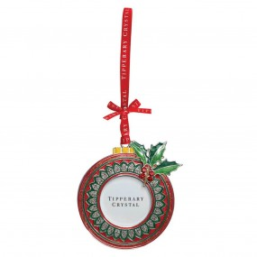 Tipperary Crystal Sparkle Bauble Frame