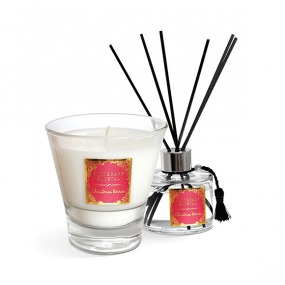 Tipperary Crystal Christmas Berries Candle & Diffuser