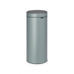Brabantia Touch Bin, 30L, Metallic Mint Bins