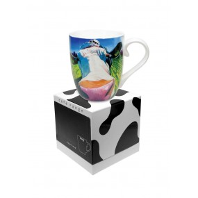 Tipperary Crystal Eoin O'Connor -The Mover & Shaker Single Mug Gift Boxed