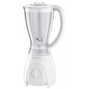 Russell Hobbs Jug Blender 400w 1.5 litre - White Blenders / Smoothie Makers