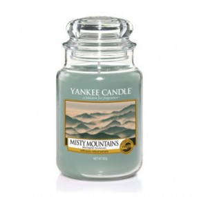 Yankee Candle Misty Mountains - Large Candles