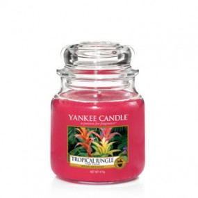 Yankee CandleTropical Jungle - Medium Candles