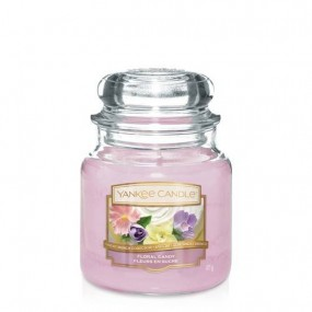 Yankee Candle Floral Candy Large Candles