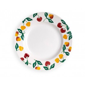 Emma Bridgewater Summer Cherries 8.5 Inch Plate Dinner Sets