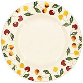 Emma Bridgewater - Summer Cherries 10.5 Inch Plate