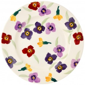 Wallflower 8.5inch Plate Dinner Sets