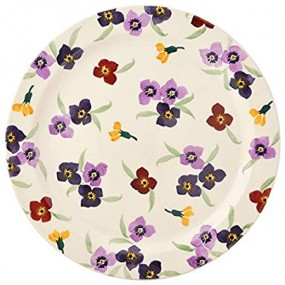 Emma Bridgewater Wallflower Cake Plate Dinner Sets