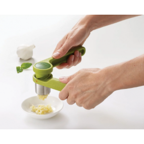Joseph Joseph Helix Garlic Press Kitchen Accessories