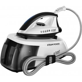 Russell Hobbs 4.5 Bar Black Steam Generator Iron