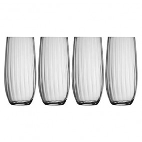 Belleek Erne Hiball Tumblers (Set of 4)
