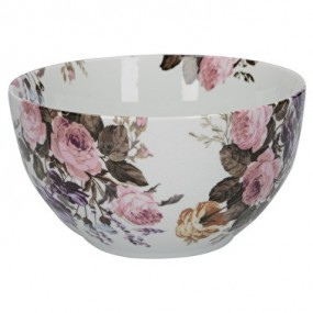 Katie Alice Wild Apricity Floral Cereal Bowl Serveware