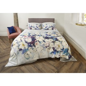 Scatter Box Bliss King Duvet Set 230x220cm, Blue