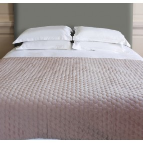 Scatter Box Halo 140x240cm Bedspread Lilac