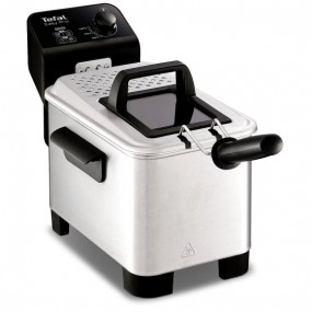 Tefal Easy Pro Stainless Steel Deep Fat Fryer, 1.2kg Grills / Fryers