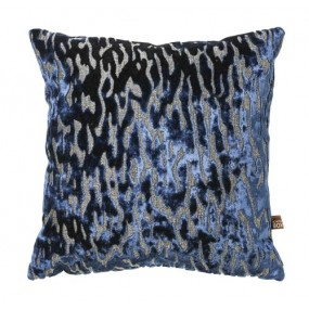 Scatter Box Tigris 43x43cm Cushion, Blue