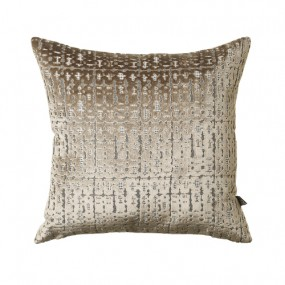 Scatter Box Relic 43x43cm Cushion, Taupe
