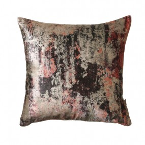 Scatter Box Untamed 43x43cm Cushion,Terracotta