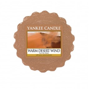 Yankee Candle Warm Desert Wind Classic Wax Melt