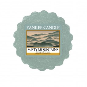 Yankee Candle Misty Mountains Classic Wax Melt Candles