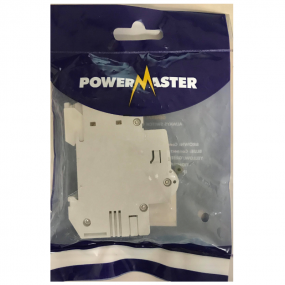 Powermaster 50 Amp MCB Switch Electrical Accessories