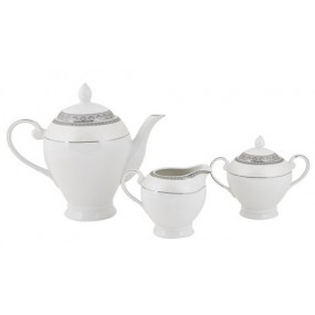 Merrion Collection 3 Piece Tea Set Kitchenware