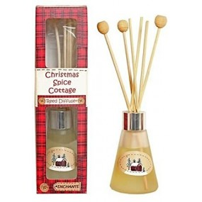 Reed Diffuser - Christmas Spice Cottage