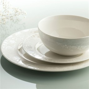Belleek Evermore 12 Piece Set