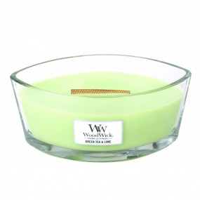 Woodwick Green Tea & Lime - 16oz