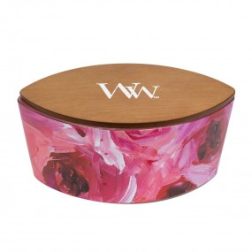 WoodWick Red Currant and Cedar Artisan Ellipse Candle