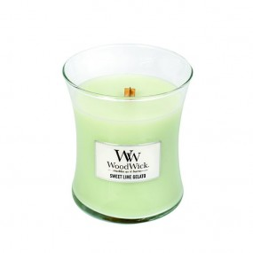 Woodwick Sweet Lime Gelato - Medium