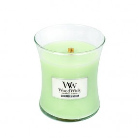 Woodwick Cucumber Melon - Medium Candles
