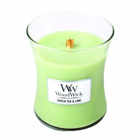 WW Green Tea and Lime Medium Candles