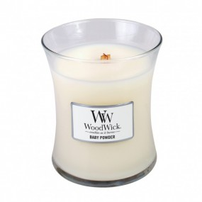 Baby Powder - Medium Jar Candles