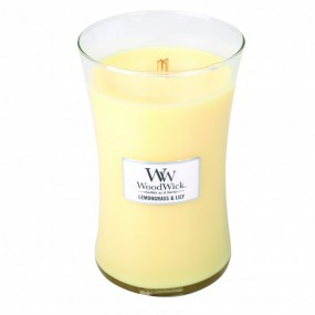 Woodwick Lemongrass & Lily - Large