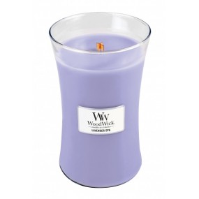 Woodwick Lavender Spa - Large
