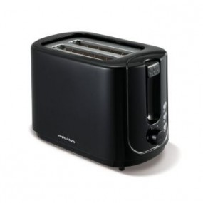 2 Slice Toaster Black Electrical