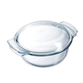 Pyrex Easy Grpcass Dish Glass 3.75l Cookware