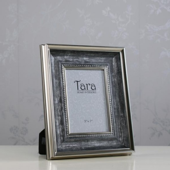 Harper Photo Frame Antique Grey 5 x 7