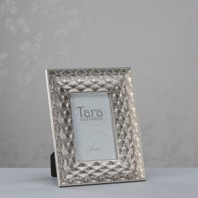 Lavelle Photo Frame Silver 4 x 6
