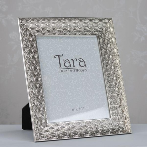 Lavelle Photo Frame Silver 8 x10