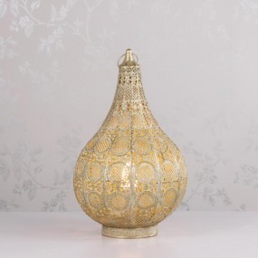 Amira Table Lamp Gold 47cm
