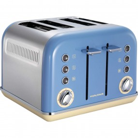 Morphy Richards Accents Toaster - Cornflower Blue Toasters