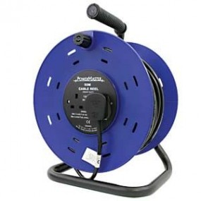 Powermaster 25 metre Cable Reel