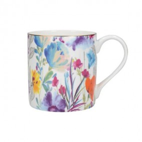 Creative Tops Premium Meadow Floral Can Mug