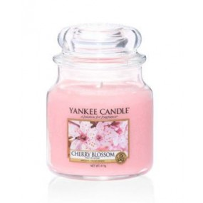 Yankee Candle Cherry Blossom - Medium Candles