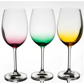 Tipperary Crystal SET OF 6 PARTY PACK WINE GLASSES (450ML)