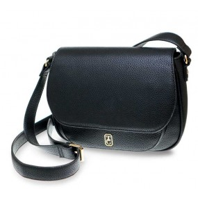 Tipperary Crystal Como Black Shoulder Bag Giftware